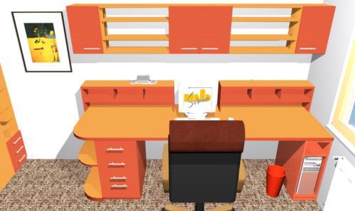 Dětský pokoj 3D