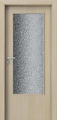 Porta Decor 3/4 sklo dubMalibu