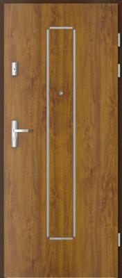 Porta Granit Office model 7 dub zlatý