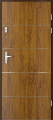 Porta Granit intarsie 6 dub zlatý